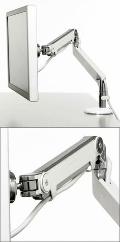 Humanscale's M2 Monitor Arm h/t @Steven McGaughey