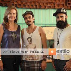 Entrevista para o Programa Samira Campos em Floripa