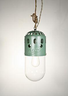 Alita hanging lamp. $135.00, via Etsy.