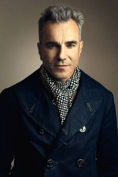 Daniel Day-Lewis, first and currently only actor to have won three 'Best Actor' oscars at the Academy Awards