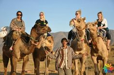 Camel Fair in Pushkar (Rajasthan, India)