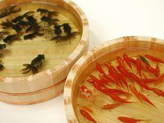 金魚を唯一のテーマとして活動する美術作家・深堀隆介さん。樹脂を用い、枡の中にまるで生きているかのようなリアルな金魚を表現することに成功した代表作「金魚酒」をはじめ、深堀さんが生み出す作品群は、今や世界的な評価を得ている。深堀さんが生み出す作品の背景にあるもの、金魚への想い、そして日本の文化に対する想いなど、詳しく話を伺ったロングインタビュー。