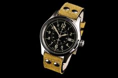 DiscountWatchStore.com's Blog Watch of the Day - The Hamilton H70595593 - Read our review.