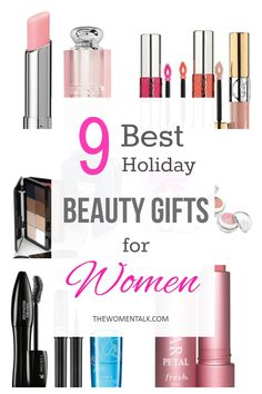 9 Best Holiday Beauty Gifts for Women