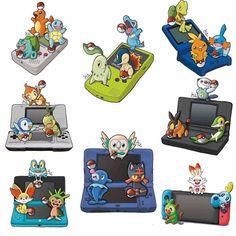 Awesome retro gamer/pokemon mashup - Anime and Manga World 2020 Pokemon Mew, Pikachu, Pokemon Planet, Pokemon Mashup, Nintendo Pokemon, Pokemon Comics, Pokemon Fan Art, Pokemon Fusion, Pokemon Cards