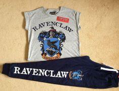 HARRY POTTER Tshirt Hoodie Socks Joggers Gryffindor Ravenclaw Slytherin Primark