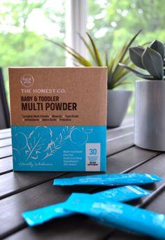 Honest Company Vitamins, nut free, peanut free, food allergy