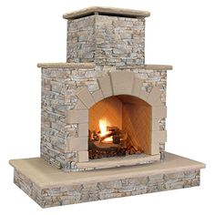 Bar-Be-Quick Built In Grill & Oven | Log burner, Log store and ...
