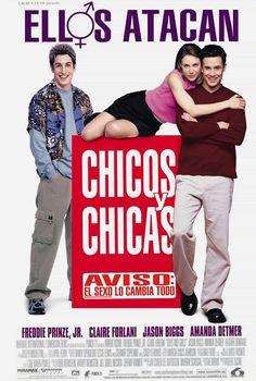 "Chicos y chicas (2000) ""Boys and Girls"" de  Robert Iscove - tt0204175"