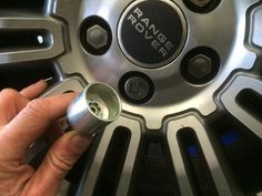 Do you know where your locking wheel nut is?