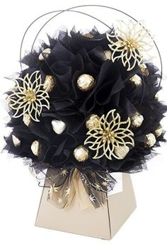 Love handmade gifts? Love chocolate? Love something different? . . . Then you will love this Black Pansy Chocolate Bouquet by The Chocolate Florist! Visit www.thechocolateflorist.co.uk to find out more about us.