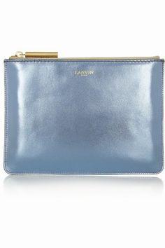 Pochette #Lanvin   Moda glitter