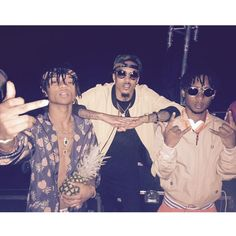 August x Rae Sremmurd