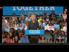 Clinton: Too Many Americans Struggling In Obama Economy   1Plus News