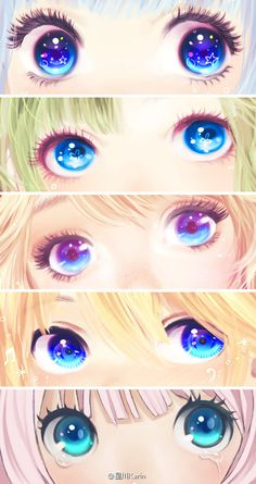 Anime eyes I Love Anime, Pretty Anime Girl, Awesome Anime, Anime Eyes Drawing, How To Draw Anime Eyes, Manga Eyes, Boy Drawing, Manga Anime, Manga Girl