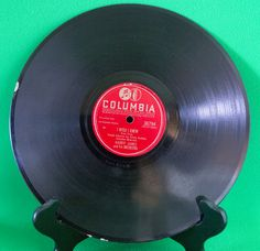 """1945 Columbia 10"""" Shellac 78 RPM Record, Harry James, Play-Rated! - $2.95"""