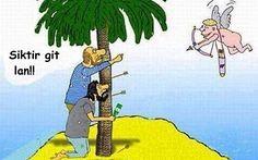 Siktir git lan!! #karikatür #mizah #matrak #espri #komik #şaka #gırgır #sözler #güzelsözler #komiksözler