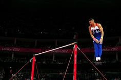 Louis Smith & the GB male gymnastics team outscore Olympic & World Champions China on the opening morning of London 2012 at the North Greenwich Arena Gymnastics Events, Boys Gymnastics, Artistic Gymnastics, Olympic Gymnastics, Olympic Sports, Gymnastics Equipment, Rhythmic Gymnastics, Nbc Olympics, 2012 Summer Olympics