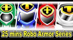 "25 mins Citi Heroes ""Robo Armor"" Series - YouTube"