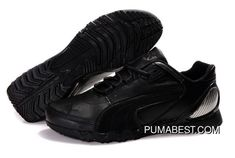 finest selection e2f4e cf4c4 Puma New Style Grit Cat III Shoes Black Top Deals