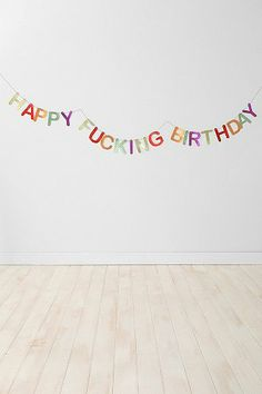 I hope I can have this at my 30th this summer :)  Party Banner