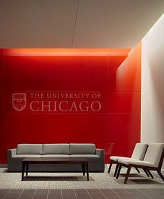 Interior Design's Green Giants Research 2015. University of Chicago, Harper Court,  Chicago, IL.