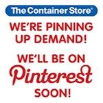We're Pinning Up Demand at The Container Store! We'll be here at the end of March!