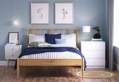Tonya 3 Drawer Chest of Drawers Silentnight, Modern Bedroom, Affordable Furniture, Modern Bedroom Design, Contemporary Bedroom Design, Bed, Furniture, Wooden Bedroom, Affordable Bed Frames