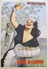 vintage italian food posters - Google Search Vintage Italian Posters, Poster Vintage, Vintage Travel Posters, Italian Olives, Italian Artist, Contemporary Ceramics, Vintage Advertisements, Find Art, Unique Art