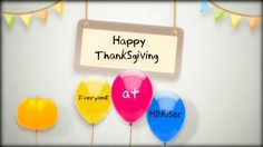 Happy Thanksgiving !!! Cool video from M.B. Kiser Heating & Air Conditioning Co. Inc. HVAC Contractor in Dallas TX area...