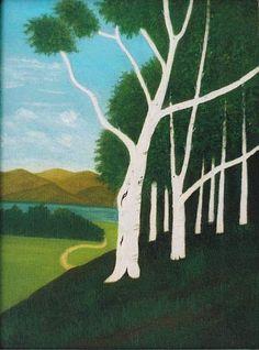 Emile P. Middle School Art Projects, Art School, Middle Schoolers, Birch Trees, Art Education, American Art, 21st Century, Art Lessons, Moose Art