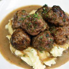 Paleo Swedish Meatballs 095
