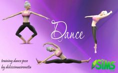 Mod The Sims: Dance Poses by TheSimsLoverOurCreation • Sims 4 Downloads