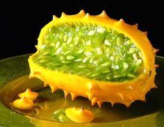 Kiwano o Melon de Cuernos