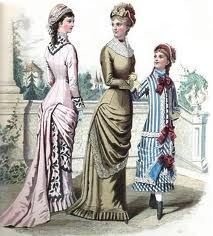 Fashion's evolution continues, as we near the turn of the 20th century fashion as we know it would begin to change in the blink of an eye, as opposed to previous years in which the process was steady but much slower.