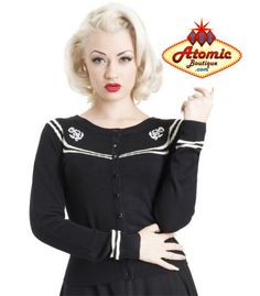 Sailor Girl cardigan