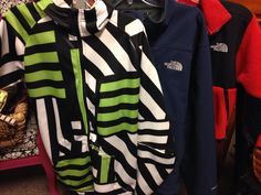 Hey guys...check out the Friday night lineup.  M burton $50 #burton #northface