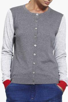 Curious Cardi SS2015 NINETEEN//46 NZ$210 #knitwear #fullyfashioned #summerknitwear #summer #cotton