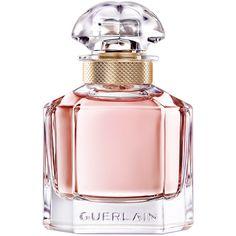 Guerlain Mon Guerlain Eau de Parfum Spray ($124) ❤ liked on Polyvore featuring beauty products, fragrance, perfume, makeup, accessories, beauty, guerlain, spray perfume, parfum fragrance and mist perfume