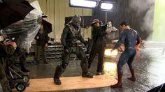 Epic Batman v Superman's Behind The Scenes
