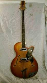 e gitarre hoyer sg in hamburg wandsbek musikinstrumente und zubeh r gebraucht kaufen ebay. Black Bedroom Furniture Sets. Home Design Ideas