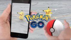 Pokémon Go chega em julho para iPhone e Android - http://www.showmetech.com.br/pokemon-go-deve-ser-lancado-em-julho/
