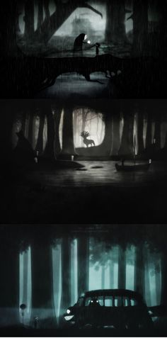 Miyazaki in Limbo by Spirited Away, Princess Mononoke, and My Neighbor Totoro Hayao Miyazaki, Limbo Game, Manga Art, Manga Anime, Laika Studios, Fanart, Studio Ghibli Movies, Estilo Anime, Howls Moving Castle