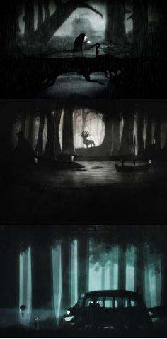 Ghibli + Limbo