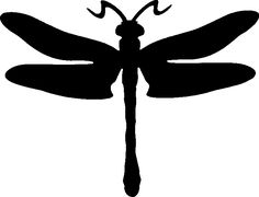 dragonfly | DRAGON FLY STENCIL - TAG Body Art