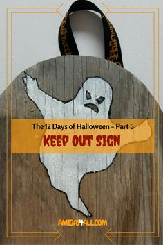halloween decor, halloween ideas, halloween costume, diy halloween pillow, diy halloween home decor, halloween home decor, spooky, halloween ghosts, halloween bats  sign, wood sign, diy wood sign, diy bar sign, rustic bar sign, rustic sign, diy rustic sign, scrap wood sign, man cave sign, pallet sign, pallet projects, transfer, stencil, diy stencil, keep out sign, diy keep out sign, diy halloween sign