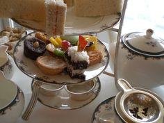 Afternoon Tea at Reid's Palace, Portugal
