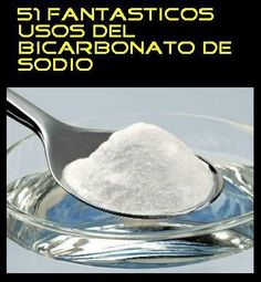 Bicarbonato de sodio es una sustancia maravillosa que tiene múltiples usos y además es amigable con el medio ambiente. He aquí una recopilación de 51 usos del bicarbonato de sodio: Cuidado personal Hacer pasta de dientes Una pasta hecha de bicarbona