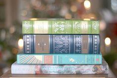 elegant covered books