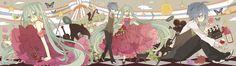 """""""Scarlett O'Hara"""" Vocaloid fanart by yoshiki"""
